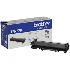 Tóner Brother Negro Para Mfc-L2750Dw TN770